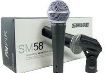 Micro có dây Shure Beta 58A tốt nhất hiện nay