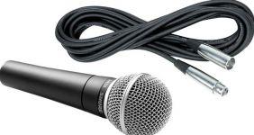 Mua micro karaoke chuyên nghiệp cho dàn karaoke ở đâu?