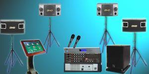 Mua bộ dàn hát karaoke vi tính giá bao nhiêu?
