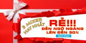 3 Mixer (vang số) Karaoke Hot Nhất Năm 2016
