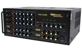 Amply California Pro 668R