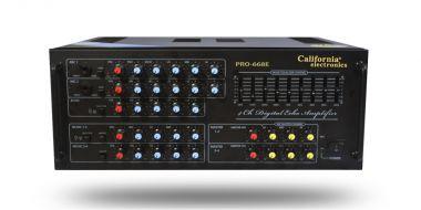 Amply California Pro 668E
