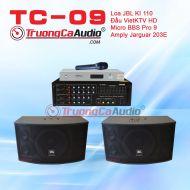 Dàn karaoke gia đình TC-09