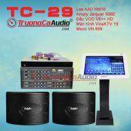 Dàn karaoke gia đình TC – 29