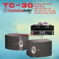Dàn karaoke gia đình TC – 30