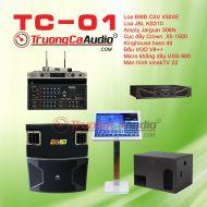 Dàn karaoke kinh doanh TC - 01