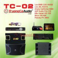 Dàn karaoke kinh doanh TC -02