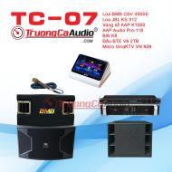 Dàn karaoke kinh doanh TC - 07