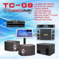 Dàn karaoke kinh doanh TC-09
