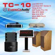 Dàn karaoke kinh doanh TC-10