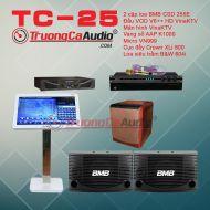 Dàn karaoke kinh doanh TC-25