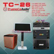 Dàn karaoke kinh doanh TC-26