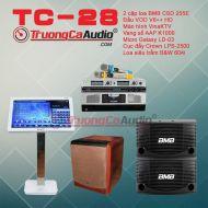 Dàn karaoke kinh doanh TC-28
