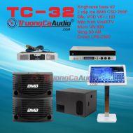 Dàn karaoke kinh doanh TC-32