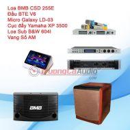 Dàn karaoke kinh doanh TC - 46 chính hãng tại Hà Nội