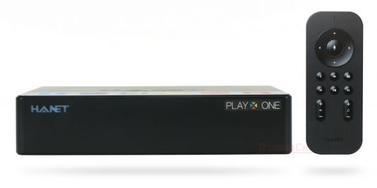Đầu Hanet PlayX One 1TB