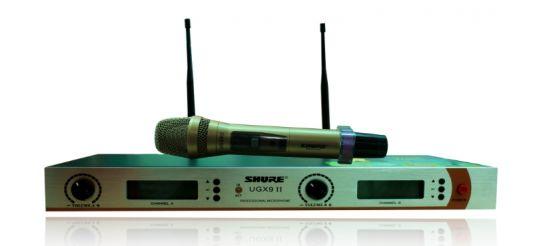 Micro Shure UGX 9 II