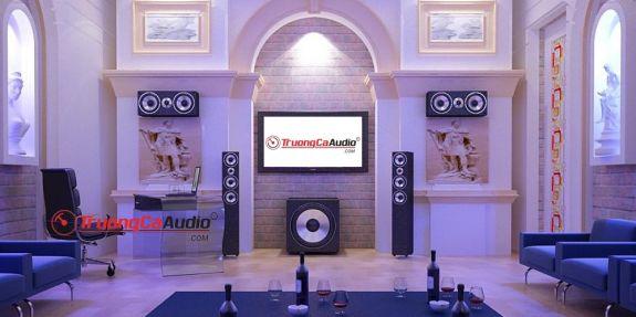 Dàn karaoke đảm bảo chất lượng an toàn tại Trường Ca Audio