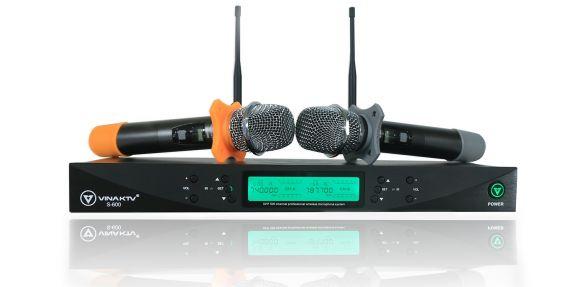 Micro S-600: hành trình đi đến trái tim người yêu âm thanh