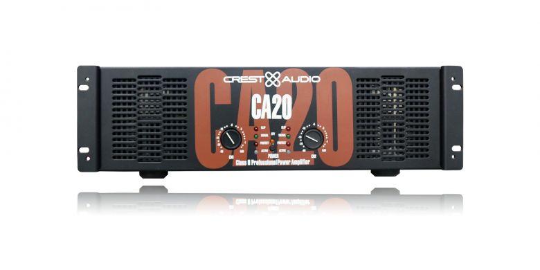 Cục đẩy công suất âm thanh CA 20