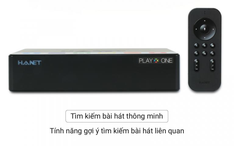 Đầu Hanet PlayX One 1TB
