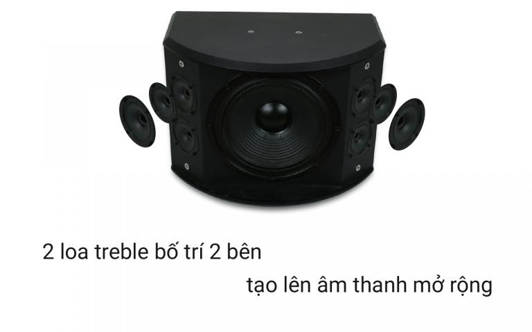 Loa AAD KM10