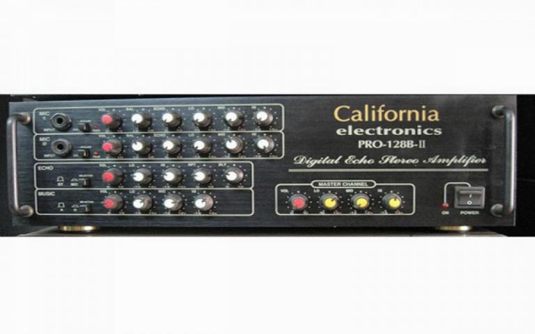 Amply California 128B II