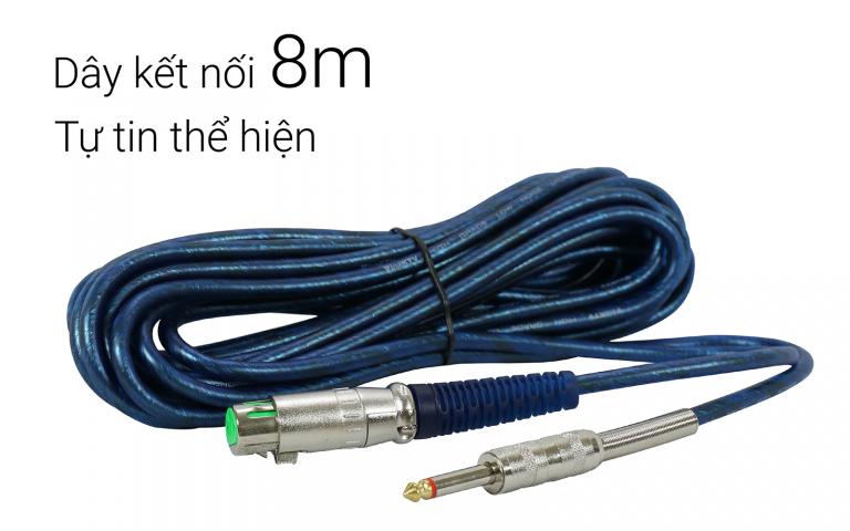 Micro Có Dây VinaKTV VN-939