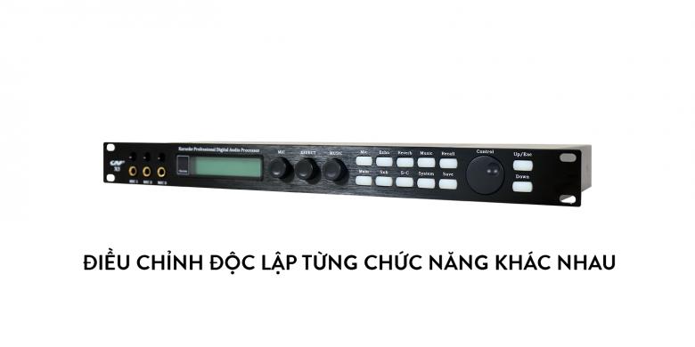 Mixer karaoke CAF X5