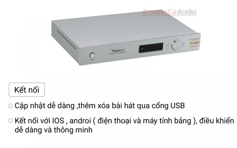 Đầu VietKTV HD Plus 3TB