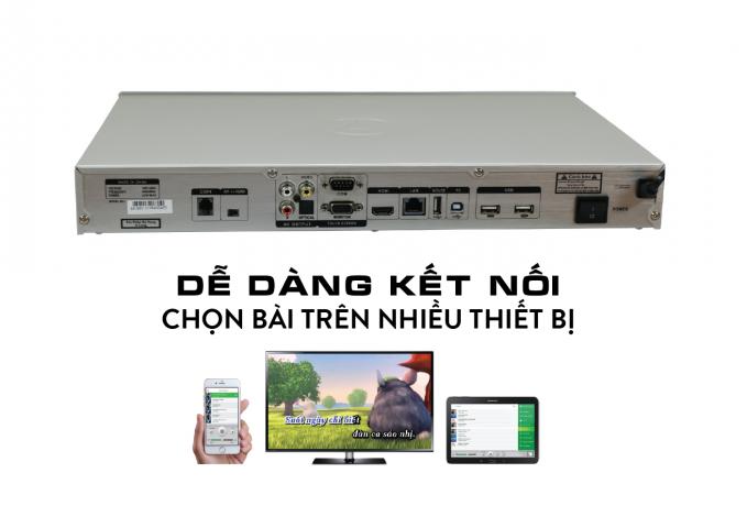 Đầu Vod V6++ HD VinaKTV 3TB