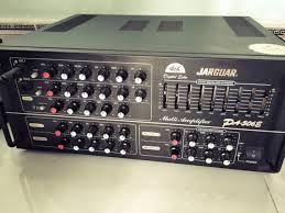 Amply Jarguar PA 506E