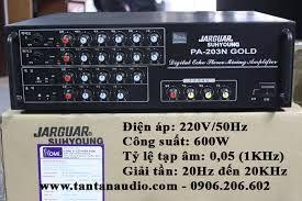 Amply Jarguar PA 203N Gold