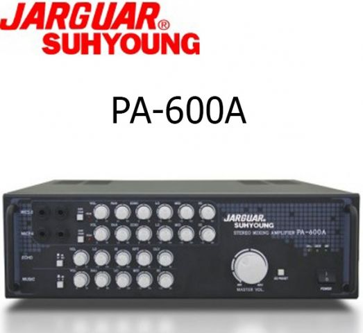 Amply Jarguar Suhyoung PA- 600A